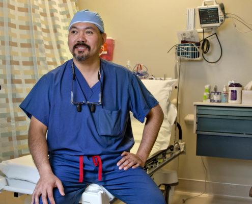 Dr. Demetrio J. Aguila, III, M.D. FACS